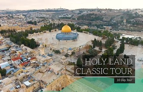 Holy Land Pilgrimage 2021